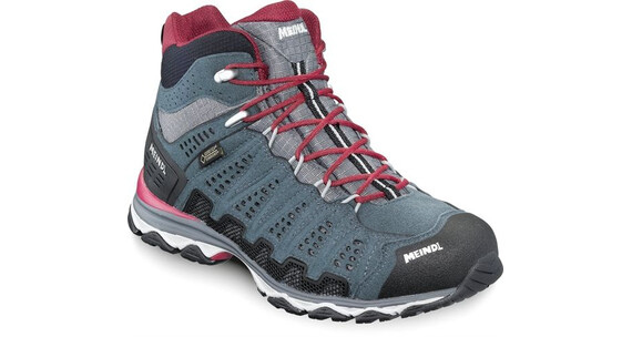 Meindl W's X-SO 70 Mid GTX Bordeaux/Anthracite
